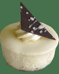 Mini Vanilla Cheesecake
