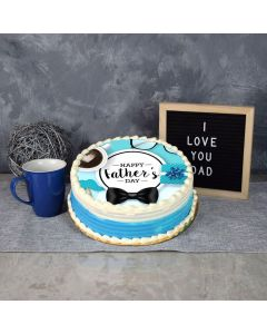Dapper & Delicious Father's Day Cake, fathers day gift baskets, fathers day gifts, gourmet gift baskets, gifts