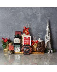 Christmas Indulgence Gift Basket