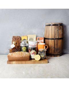 Coffee, Tea & Treats Gift Set, gourmet gift baskets, gift baskets, gourmet gifts