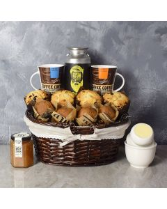 Muffin Breakfast Platter Set