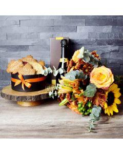 Thanksgiving Celebration Basket
