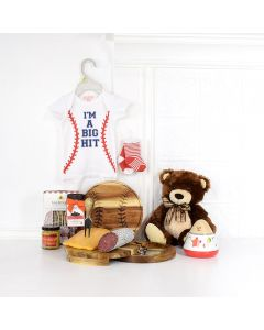 Baby's Day Out Gourmet Gift Set, baby gift baskets, baby gifts, gift baskets, newborn gifts