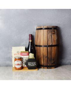 Exclusive Camembert & Wine Set, wine gift baskets, gourmet gift baskets, gift baskets, gourmet gifts