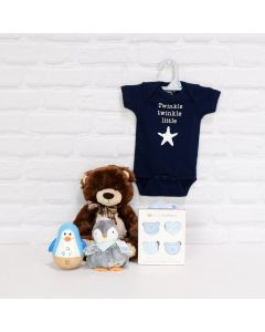 Basket for a Baby Boy