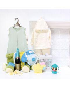 Sleep Tight Baby Celebration Set, baby gift baskets, baby boy, baby gift, new parent, baby