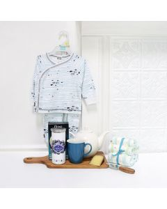 FUN WITH BABY GIFT SET, baby gift basket, welcome home baby gifts, new parent gifts