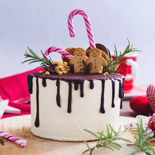 Cake gift baskets Donna Lee Gardens