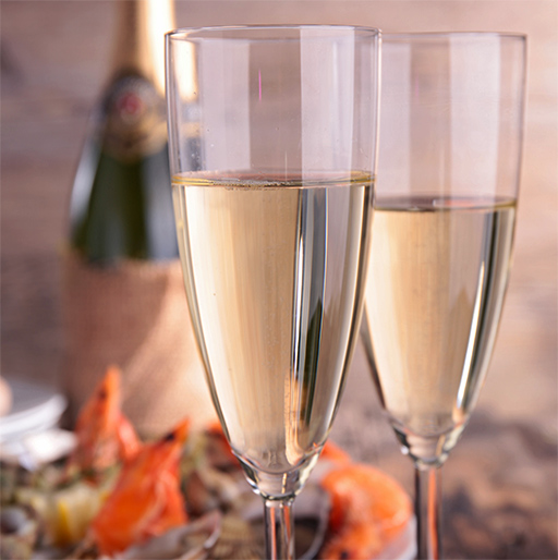Champagne & Chocolate Gift Baskets Delivered to Washington
