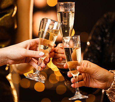 Champagne Gift Baskets Delivered to Washington