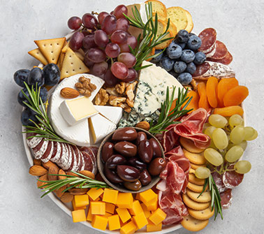 Cheese & Charcuterie Gift Baskets Delivered to Washington
