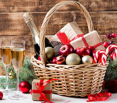 Christmas Gift Baskets Delivered to Washington