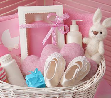 Custom Baby Gift Baskets Delivered to Washington