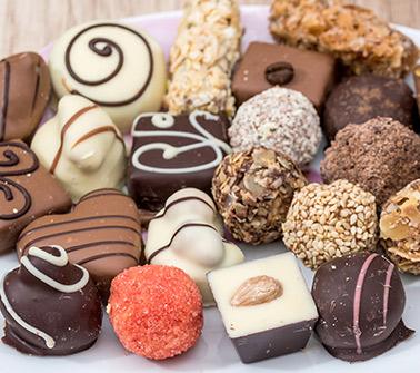 Chocolate Gift Baskets Delivered to Washington