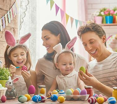 Easter Gift Baskets Delivered to Washington