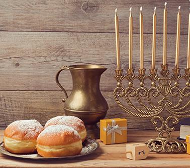 Hanukkah Gift Baskets Delivered to Washington
