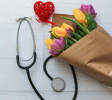 Nurses Week Gift Baskets Delivered to Washington