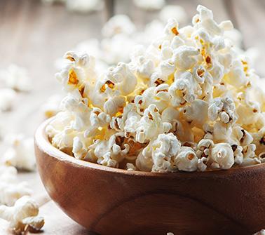Popcorn Gift Baskets Delivered to Washington