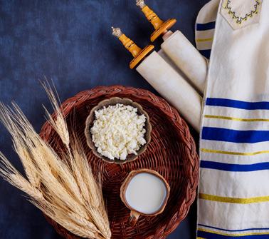 Shavuot Gift Baskets Delivered to Washington