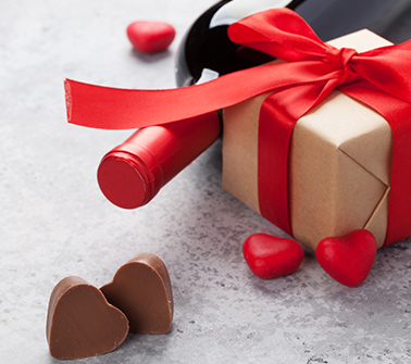 Valentine's Gift Baskets Delivered to Washington